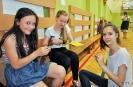 Noc BIBLIOTEK w naszej szkole