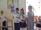 Klasa 3a na konkursie wiedzy o Łodzi